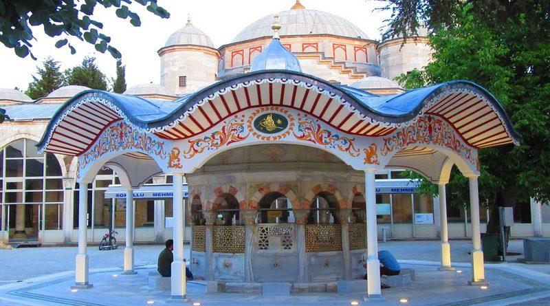 Sokollu Camii Şadırvanı Restore Edildi – Trakya Gezi